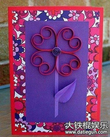 017年母亲节创意贺卡大全,母亲节贺卡制作方法及步骤