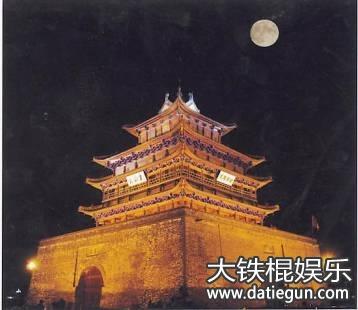 中国古代建筑的瑰宝,特别是戏台精工细作的复台结构