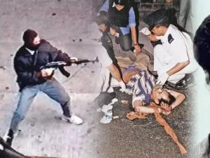 """香港""""贼王""""叶继欢病逝 曾持AK47与警方街头对射"""