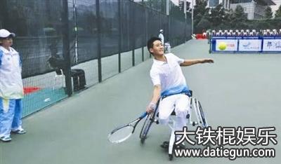 男子汶川地震中截肢 问鼎轮椅网球世界冠军-2016轮椅网球世界冠军