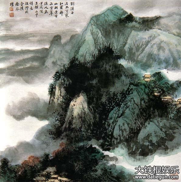 王维描写风景的诗