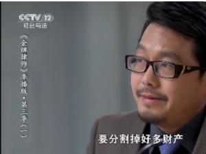 cctv12社会与法普法栏目剧《金牌律师》季播版・第三季(一)