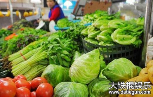 蔬菜价格上涨:降雨等原因影响,近期蔬菜价格不断上涨